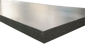 SilverGlo™ crawl space wall insulation available in Carthage
